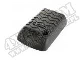 Poliuretanowa osłona podłokietnika, czarna; 97-01 Jeep Wrangler TJ
