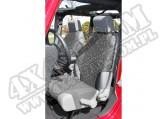 Pokrowce foteli przednich neopren 07-15 Jeep Wrangler JK