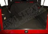 C3 Cargo Cover; 04-06 Jeep Wrangler Unlimited LJ