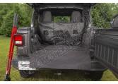 Mata - wykładzina przestrzeni bagażowej C3 Cargo Cover, Jeep Wrangler JL, 4 Drzwiowy