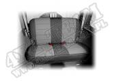 Pokrowiec tylnej kanapy czarno/szary 07-15 Jeep Wrangler JK