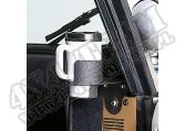 Uchwyt na kubek montowany przy szybie 76-95 Jeep CJ/Wrangler