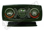 Zestaw wskaźników terenowych z kompasem
