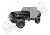 Plandeka kabiny pasażerskiej szara 87-91 Jeep Wrangler YJ
