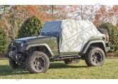 Pokrowiec kabiny pasażerskiej szary 07-15 Jeep Wrangler JK