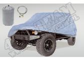 Pokrowiec pełnowymiarowy HD zestaw 55-06 Jeep CJ/Wrangler