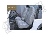 Fotel przedni typu High-Back, rozkładany nutmeg 76-02 Jeep CJ/Wrangler