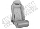 Fotel przedni typu Super Sport szary 76-02 Jeep CJ/Wrangler