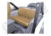 Tylna kanapa tan 55-95 Jeep CJ/Wrangler