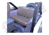 Tylna kanapa szara 55-95 Jeep CJ/Wrangler