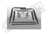 Zestaw akc. montażowych miękkiego dachu 87-95 Jeep Wrangler YJ