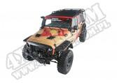 Plandeka i bagażnik w jednym Exo Top 4dr, 07-15 Jeep Wrangler (JK)