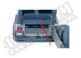 Roleta bagażnika z poprzeczką 87-06 Jeep Wrangler