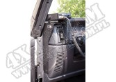 Mocowanie radia CB 97-06 Jeep Wrangler TJ/LJ