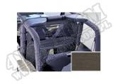 Kurtyna klatki bezpieczeństwa khaki diamond 80-06 Jeep CJ/Wrangler
