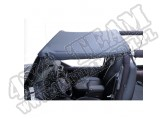 Dach typu Brief Summer czarny 87-91 Jeep Wrangler YJ