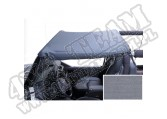 Dach typu Brief Summer szary 87-91 Jeep Wrangler YJ