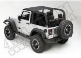 Dach siatkowy typu Summer Brief 10-15 Jeep Wrangler JK