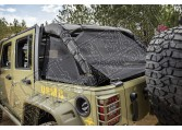 Bariera Eclipse Cargo; 07-16 Wrangler Unlimited JKU