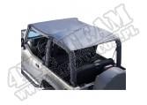 Dach typu Roll Bar Top black diamond, 97-06 Jeep Wrangler TJ