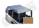 Dach typu Roll Bar Top spice, 97-06 Jeep Wrangler TJ