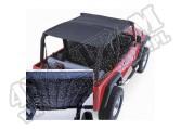 Dach typu Island Topper Acustic black denim 97-06 Jeep Wrangler TJ