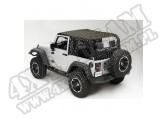 Dach typu Island Topper khaki diamond 07-09 Jeep Wrangler JK