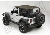 Pół-dach, diamond khaki, 10-15 Jeep Wrangler (JK)