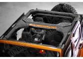 Osłona pałąku, polyester, 07-15 Jeep Wrangler Unlimited (JK)
