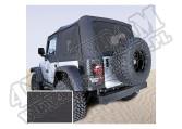Miękki dach black denim 97-02 Jeep Wrangler TJ