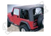 Miękki dach black diamond 03-06 Jeep Wrangler TJ