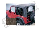 Miękki dach khaki diamond 03-06 Jeep Wrangler TJ