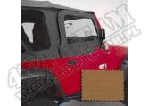 Nadstawki kowbojek zestaw, spice 97-06 Jeep Wrangler TJ