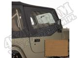 Poszycie nadstawek drzwi spice 88-95 Jeep Wrangler YJ