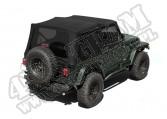 Miękki dach XHD black diamond 88-95 Jeep Wrangler YJ