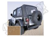 Miękki dach XHD spice 97-06 Jeep Wrangler TJ