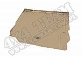 Dywanik bagażnika, jasny brąz (tan),11-15 Jeep Wrangler/Unlimited (JK)