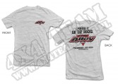 Koszulka Alloy USA szara
