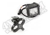 Zestaw duże mocowanie X-Clamp z Dual Cube LED, para