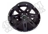 """Felga aluminiowa XHD 17x9"""" 5x5 black satin"""