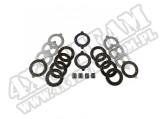 Zestaw tarczek Trac-Loc z pierścieniami Dana 44 07-15 Jeep Wrangler