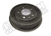 Rear Brake Drum, 82-84 AM General DJ-5M