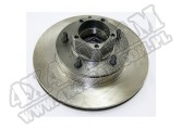Rotor, Hub Assembly, 81-86 Jeep CJ Models