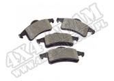 Klocki hamulcowe tył Titanium 99-04 Grand Cherokee WJ