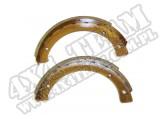 Szczęki hamulca ręcznego 42-71 Willys/CJ