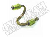 Przewód hamulcowy 41-71 Willys/CJ