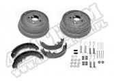 Zestaw bębnów hamulcowych 74-78 Jeep CJ