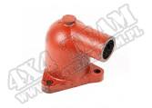 Obudowa termostatu, silnik L-Head; 41-53 CJ/Willys, 134 CI