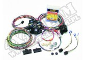 Instalacja elektryczna Painless Wiring 72-86 Jeep CJ