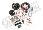 76-86 Jeep CJ, instalacja elektryczna kpl. firmy Painless Wiring